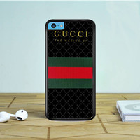 Gucci Inspirated iPhone 5 5S 5C Case Dewantary