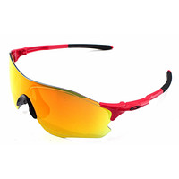 mieniwe New Oakley Sunglasses EVZero Path Infrared w/Fire Iridium #9308-10 New In box