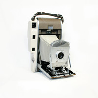 Polaroid 800 Land Camera with Case and Accessories