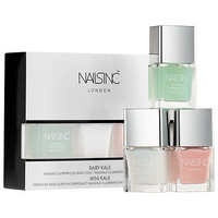 NAILS INC. Nails inc Baby Kale Collection (3 x 0.17 oz)
