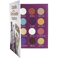 Online Only Storybook Cosmetics x Charlie And The Chocolate Factory Storybook Palette