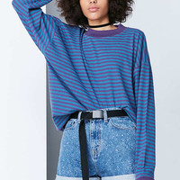 BDG Ferris Striped Ringer Tee | Urban Outfitters