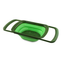 squish® Collapsible Over-the-Sink Colander