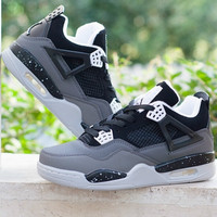 AIR JORDAN 4 RETRO WOMEN  BASKETBALL SHOES SNEAKERS