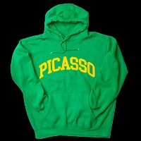 Altru Apparel PICASSO Relaxed Fit Hoodie Sweatshirt