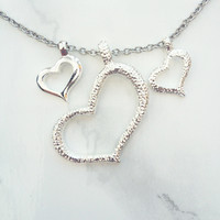 Heart's Content Necklace