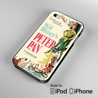 disney peter pan A1277 iPhone 4S 5S 5C 6 6Plus, iPod 4 5, LG G2 G3, Sony Z2 Case