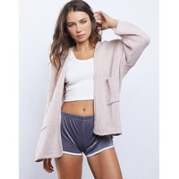 Maia Thick Knit Cardigan