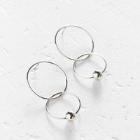 Jett Geo Drop Statement Earring | Urban Outfitters