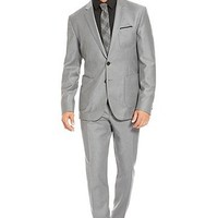 'Rodman/Wild' | Extra Slim Fit, Wool-Cashmere Suit by BOSS