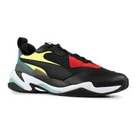 Puma Thunder Spectra Black White Red 367516 01 Mens Sneakers