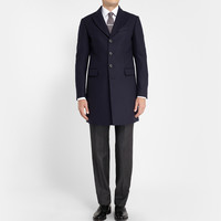 Paul Smith London - Slim-Fit Wool and Cashmere-Blend Overcoat | MR PORTER