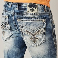 ROCK REVIVAL CADIS STRAIGHT JEAN