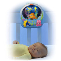 Disney Baby FINDING NEMO Soothing Sea Soother