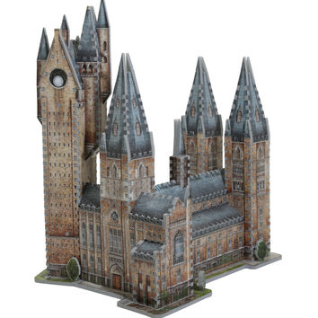 Harry Potter Hogwarts Astronomy Tower Wrebbit 3D Puzzle