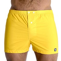 Solid Gold Boxer Short - Renato One Piece Size S & M Available