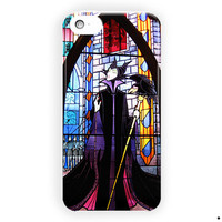 Maleficent Sleeping Beauty Glass For iPhone 5 / 5S / 5C Case