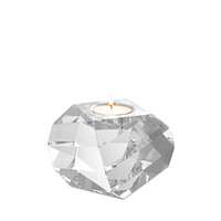 Crystal Candle Holder | Eichholtz Lucidity