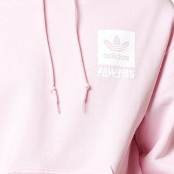 adidas 3 Block Pullover Hoodie at PacSun.com