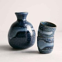 Ceramic Sake Set-