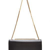 Big Box Leather Trouble Bag in Black