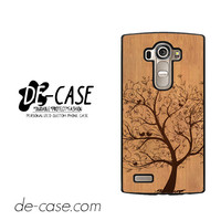 Wood Floral For LG G4 Case Phone Case Gift Present YO