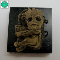Groot Inspired Soap Bar - I Am Groot, Guardians of the Galaxy, Superheroes, Shea Butter soap, Handmade soap, Inspired soap, Geekery Soap