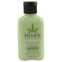 Herbal Moisturizer Body Lotion- Exotic Green Tea & Asian Pear 2.25 Oz
