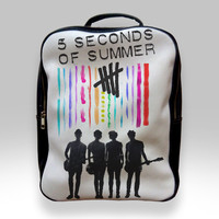 Backpack for Student - 5 Seconds of Summer 5SOS Band Bags