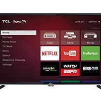 TCL 32S3800 32-Inch 720p Roku Smart LED TV (2015 Model)
