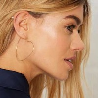 Pour Your Heart Out Earrings