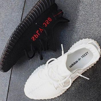 Adidas Yeezy Boost 350 V2 Men's and Women's Fashion Sneakers Shoes
