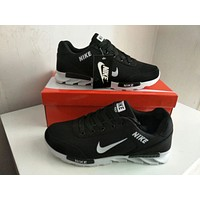 """Nike"" Unisex Sport Casual Blade Bottom Sneakers Fashion Couple Running Shoes"