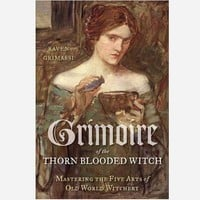 Grimoire of the Thorn-Blooded Witch