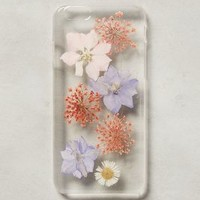 Garden Press iPhone 6 Case by Anthropologie Purple Motif All Tech Essentials
