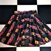 SWEET LORD O'MIGHTY! SPICE GIRLS SK8R SKIRT