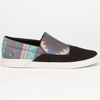 Volcom Thirds Mens Shoes Black Print  In Sizes