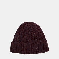 ASOS Cable Fisherman Beanie