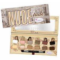Nude Makeup Eyeshadow Palette
