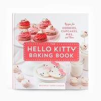 The Hello Kitty Baking Book: Hardcover