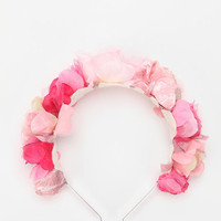 Urban Outfitters - Rouge Pony Roses Flower Crown