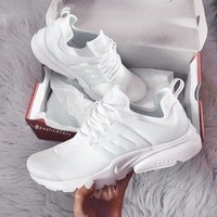 Nike Air Presto New Fashion Couple Running Leisure Sneakers Sport Shoe