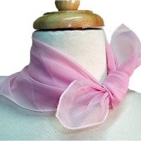 Hey Viv ! Sheer Scarf - 50s Style Accessories | AihaZone Store