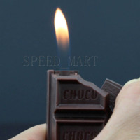 Chocolate Shaped Lighter & Refillable