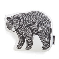 ModCloth Critters Bear-ly There Pillow