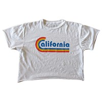 California Crop T