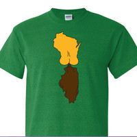It's A Green Bay Thing TSHIRT, Wisconsin shirts, on sale now, Milwaukee, Green Bay, Wisconsin, Packers, Bears hater, rivalry, pack vs. bears