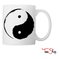 ying yang Coffee & Tea Mug