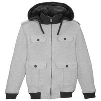 CSG-Champs Sports Gear Hawkeye Sherpa Jacket - Men's at Champs Sports