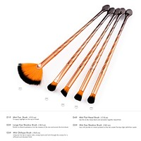 Pumpkin Queen Makeup Brush Set